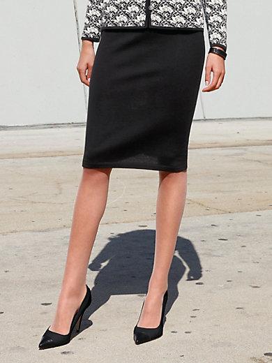 Peter Hahn - La jupe en pur coton, ligne droite