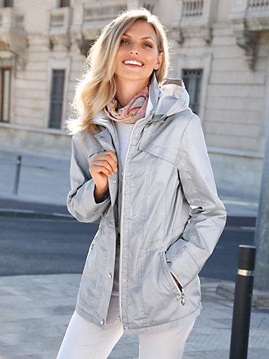 Peter Hahn - La veste avec capuche amovible