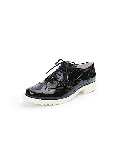 Outlet 2018 Cheap Sale Factory Outlet Lace-up shoes Peter Hahn black Peter Hahn qUUpE8Uctg