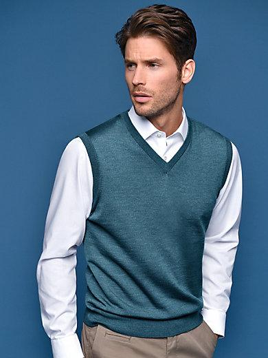 Peter Hahn - Le débardeur en pure laine vierge, modèle Rolf