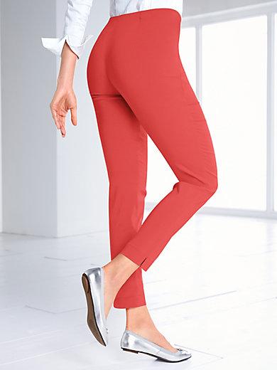 Peter Hahn - Le pantalon 7/8 extensible, taille élastique