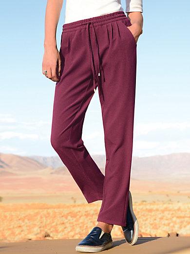 Peter Hahn - Le pantalon jogg pant, longueur chevilles