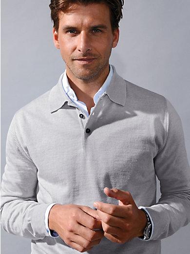 Peter Hahn - Le polo en pure laine vierge, modèle ACHIM