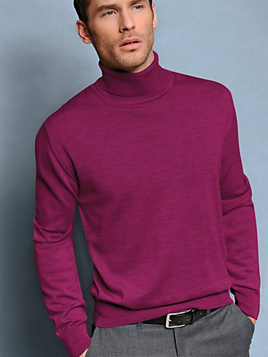Peter Hahn - Le pull 100% laine vierge