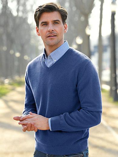 Peter Hahn - Le pull en laine vierge