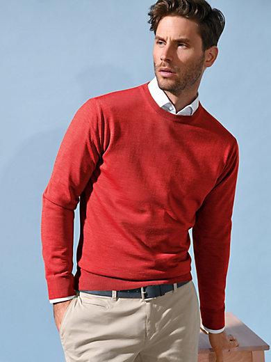 Peter Hahn - Le pull en pure laine vierge, modèle Clément