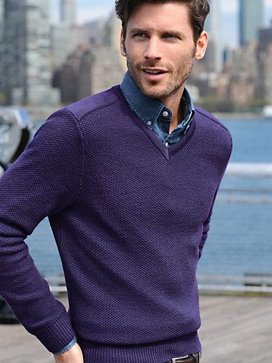 Peter Hahn - Le pull en pure laine vierge