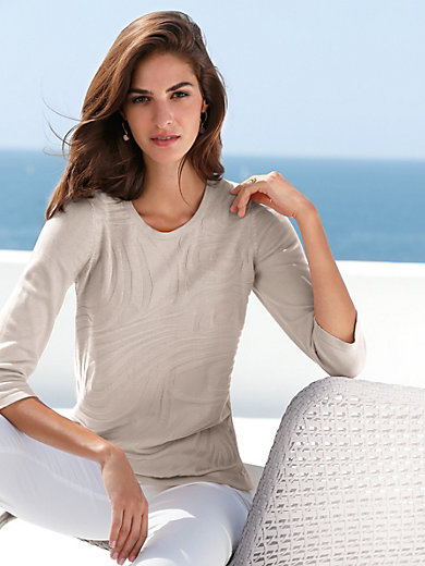 Peter Hahn - Le pull manches 3/4