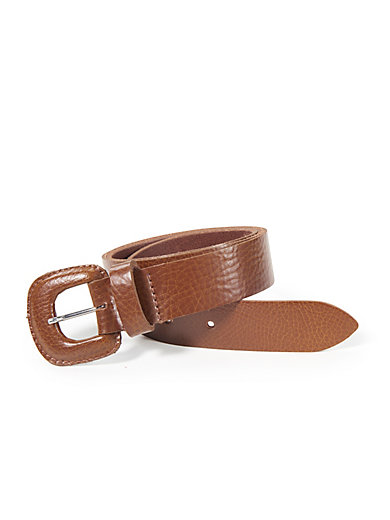 Peter Hahn - Leather belt