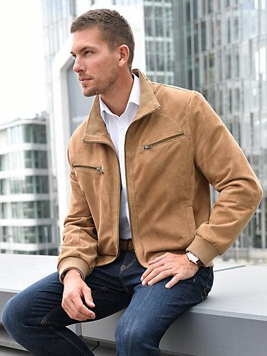 Peter Hahn - Leather blouson