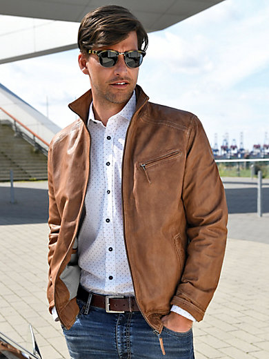 Peter Hahn - Leather jacket