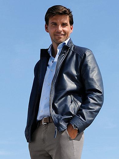 Peter Hahn - Lederjacke aus Lammnappaleder