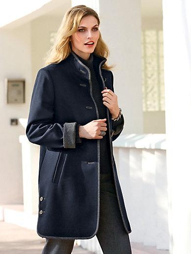 Peter Hahn - Long loden jacket