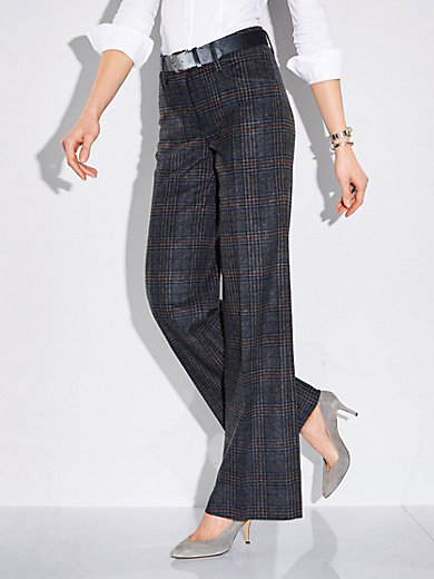 Peter Hahn - Marlene style trousers Cornelia fit