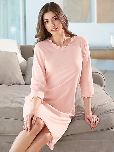 Peter Hahn - Nachthemd met 3/4-mouwen