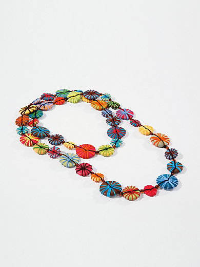 Necklace Peter Hahn multicoloured Peter Hahn eptOTO1v