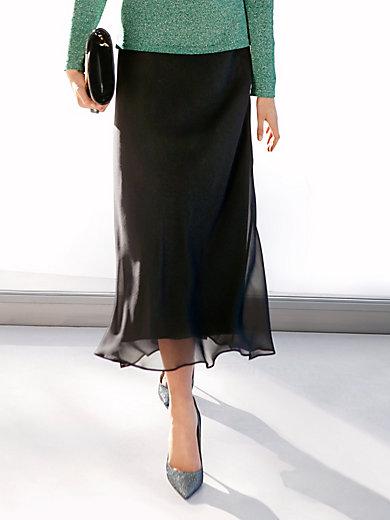 Peter Hahn - Nederdel i  silke