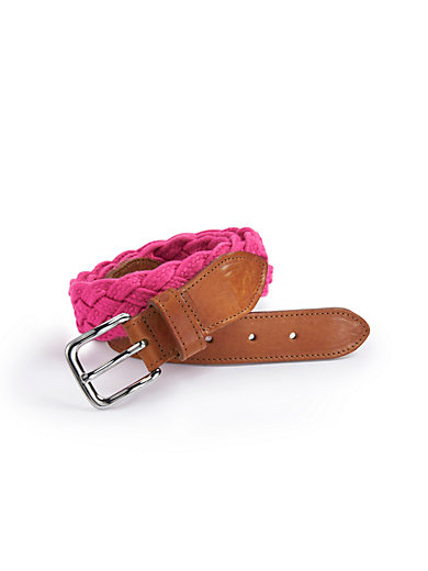 Peter Hahn - Plaited belt