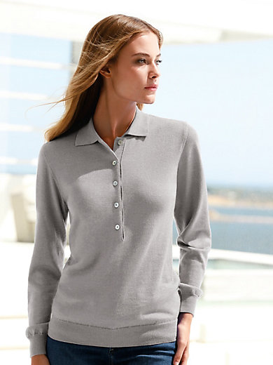 Peter Hahn - Polo collar jumper