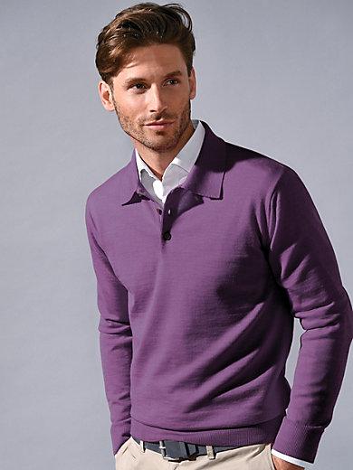 Peter Hahn - Polo-Pullover Modell Achim