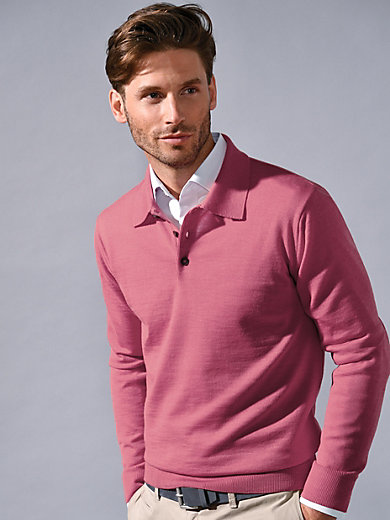 Peter Hahn - Polo-Pullover Modell ACHIM