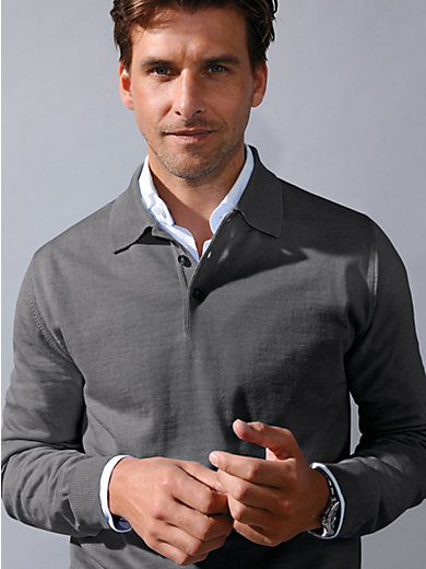 Peter Hahn - Polotrui van 100% scheerwol