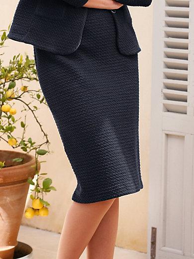 Peter Hahn - Pull-on jersey skirt