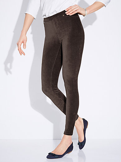 Peter Hahn - Pull-on trousers design Sylvia
