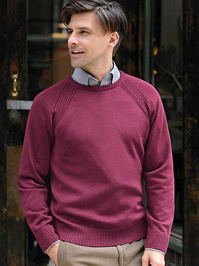 Peter Hahn - Pullover aus 100% Schurwolle in WOOLMARK