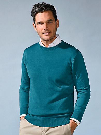 Peter Hahn - Pullover Clement aus 100% Schurwolle-Merino