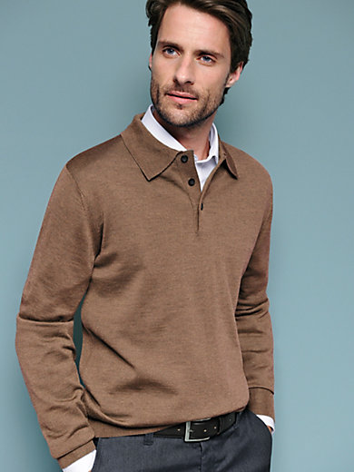 """Peter Hahn - Pullover – Modell """"ACHIM"""" mit """"Easy-Care"""""""