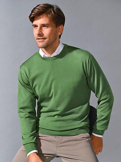 peter hahn pullover modell clement aus 100 schurwolle. Black Bedroom Furniture Sets. Home Design Ideas