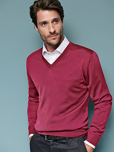"Peter Hahn - Pullover - Modell MARCO mit ""Easy-Care"""