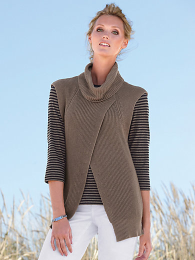 Peter Hahn - Purl knit pullunder