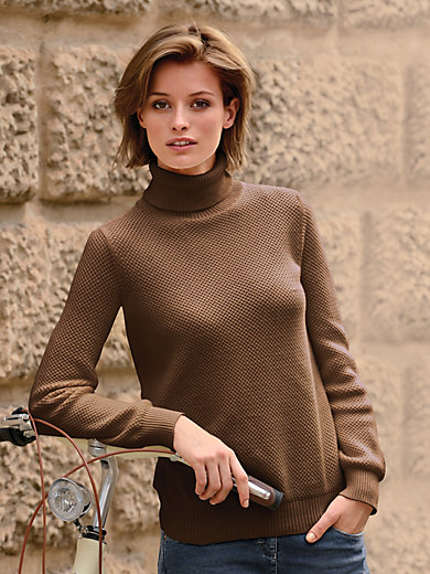 Peter Hahn - Roll-neck jumper