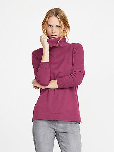 Peter Hahn - Roll-neck jumper design Tamara