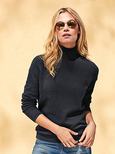 Peter Hahn - Rollkragen-Pullover aus 100% SUPIMA®-Baumwolle