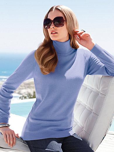 Peter Hahn - Rollkragen-Pullover aus SETALANA