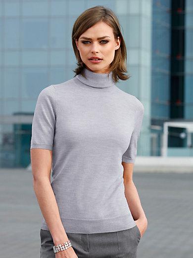 Peter Hahn - Rollkragen-Pullover mit 1/2 Arm