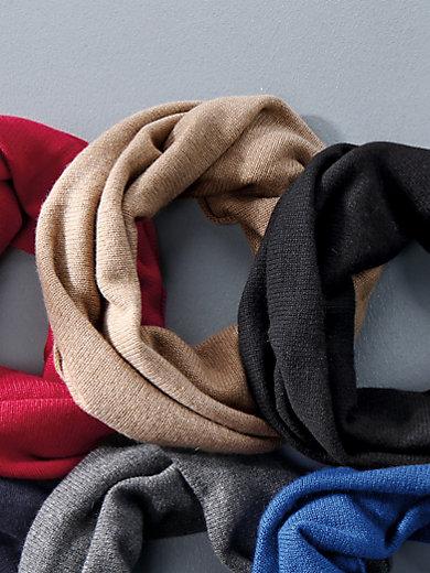 Peter Hahn - Ronde sjaal van 100% kasjmier