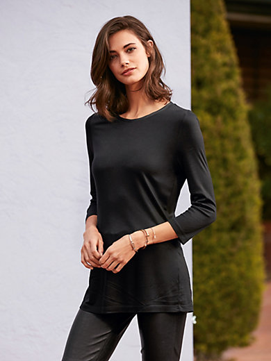 881cb851cf peter-hahn-round-neck-top-with-3-4-length-sleeves-black-825778 CAT M 220817 160230.jpg
