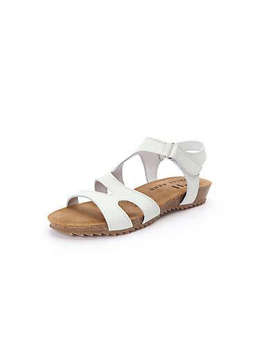 Peter Hahn - Sandale mit verstellbarem Riemchen