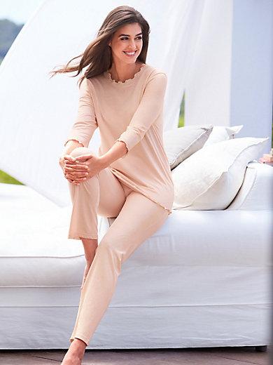 Peter Hahn - Schlafanzug mit 3/4 Arm