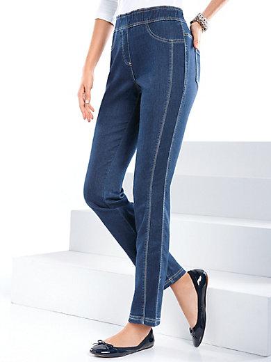 Peter Hahn - Schlupf-Sweat-Jeans