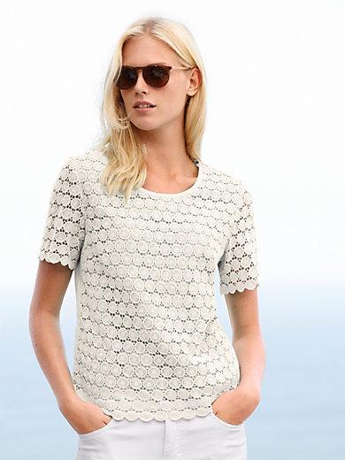 Peter Hahn - Shirt met korte mouwen