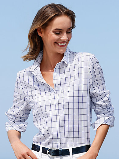Peter Hahn - Shirt-style blouse