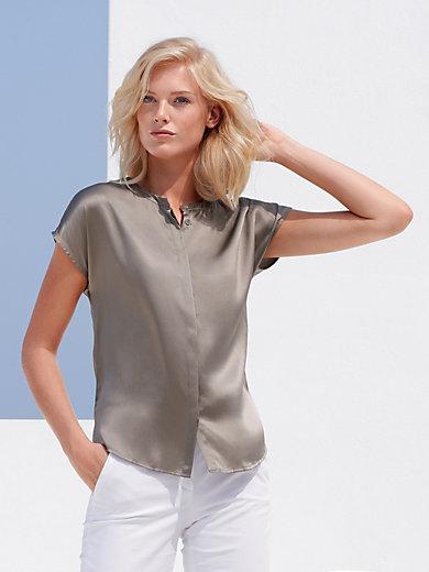 Peter Hahn - Shirt van 100% zijde