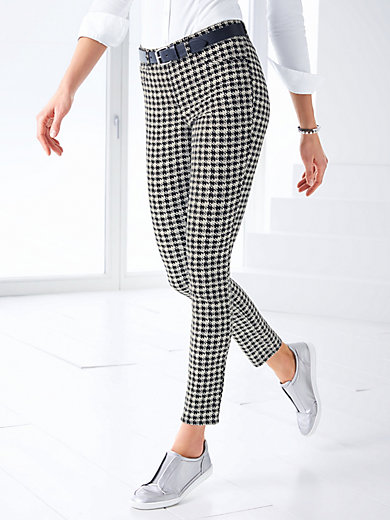 Peter Hahn - Slip-on trousers Sylvia fit