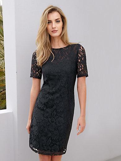 Peter Hahn - Spitzen-Kleid mit 1/2 Arm