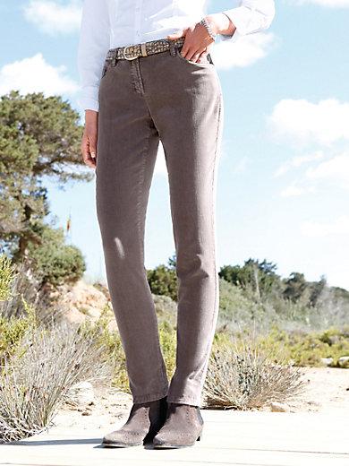 Peter Hahn - Sportsamt-Hose mit schmalem Bein